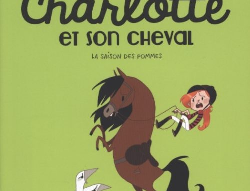 BD bande dessinée. Charlotte for ever