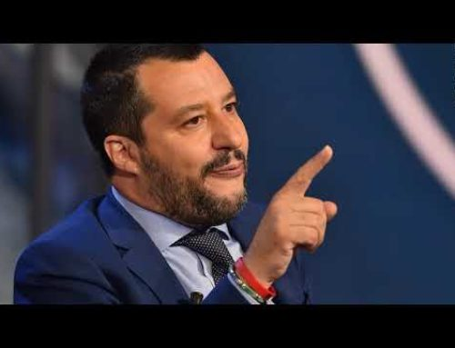 VIDEO. Veni, Vidi, Salvini