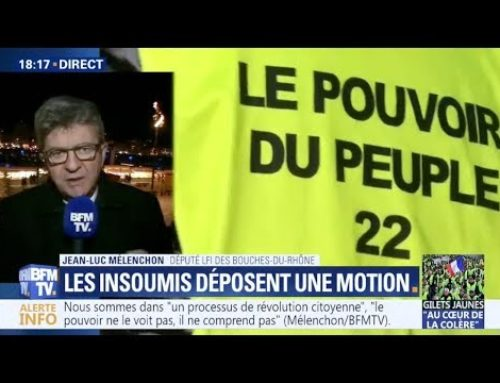 """Gilets jaunes"" : le point du procureur de la République de Paris"